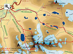 Sentraltind full size map